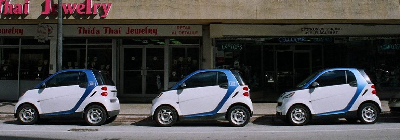 empresas de carsharing en España